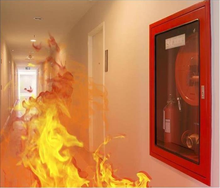 The Most Common Causes of Commercial Fires | SERVPRO of