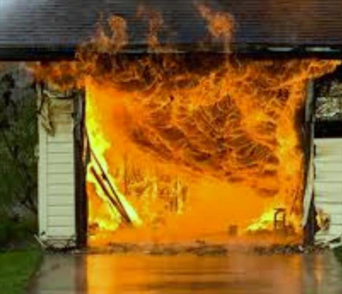 Fire Damage Experiencing smoke or fire damages? Call us!